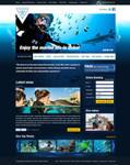 Atlantis Dive center by B3rko