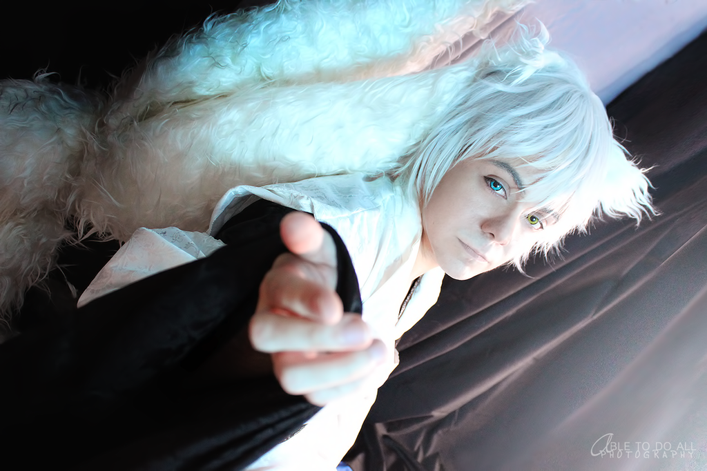 Cosplay: Miketsukami by Abletodoall