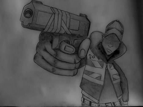 Urban shooting