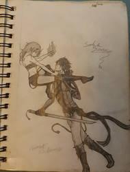 Seth and Sionnie