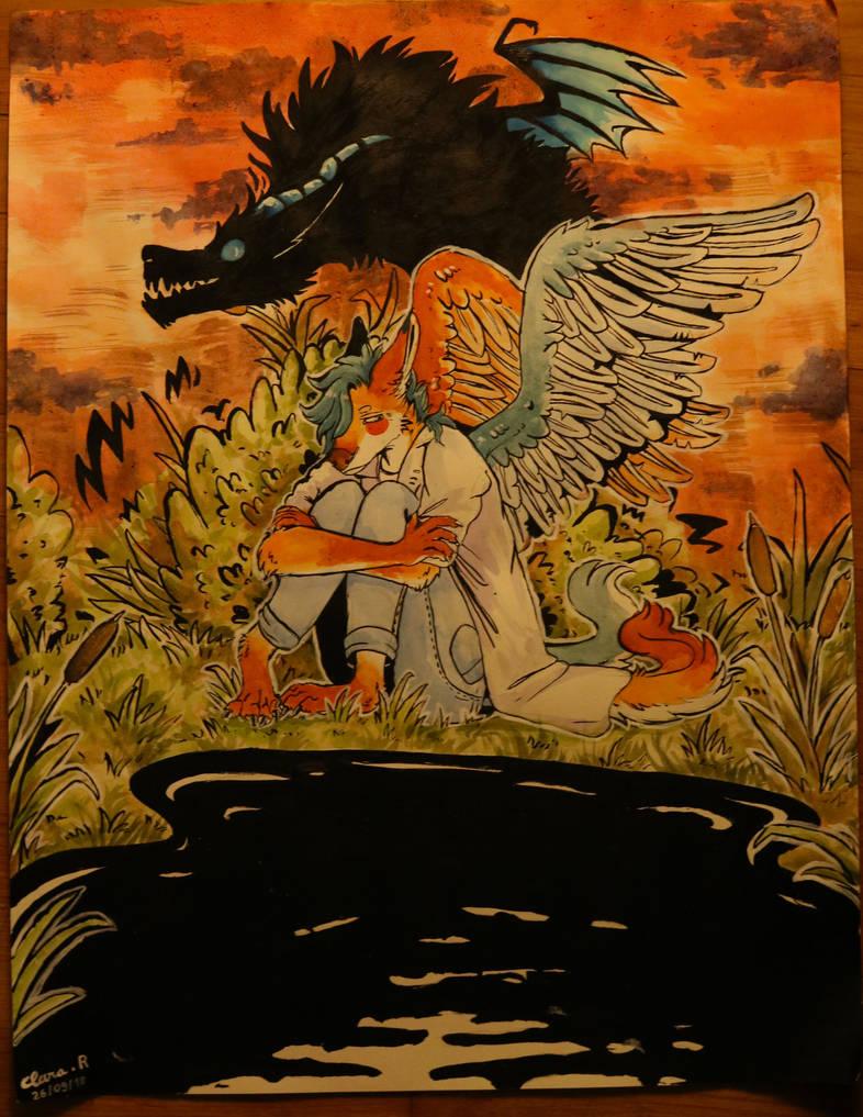 Affiche Finn by Ataamagahen