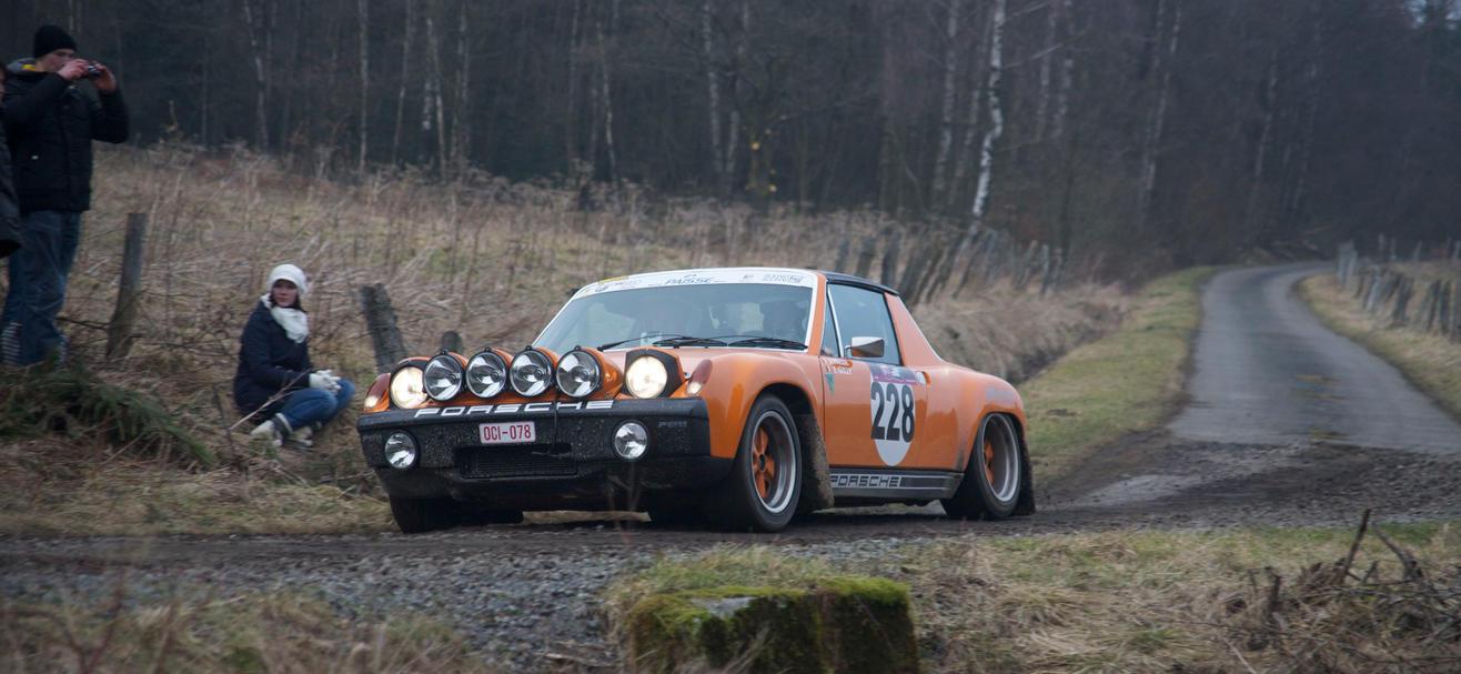 914 in Spa Legend by Dany-Art