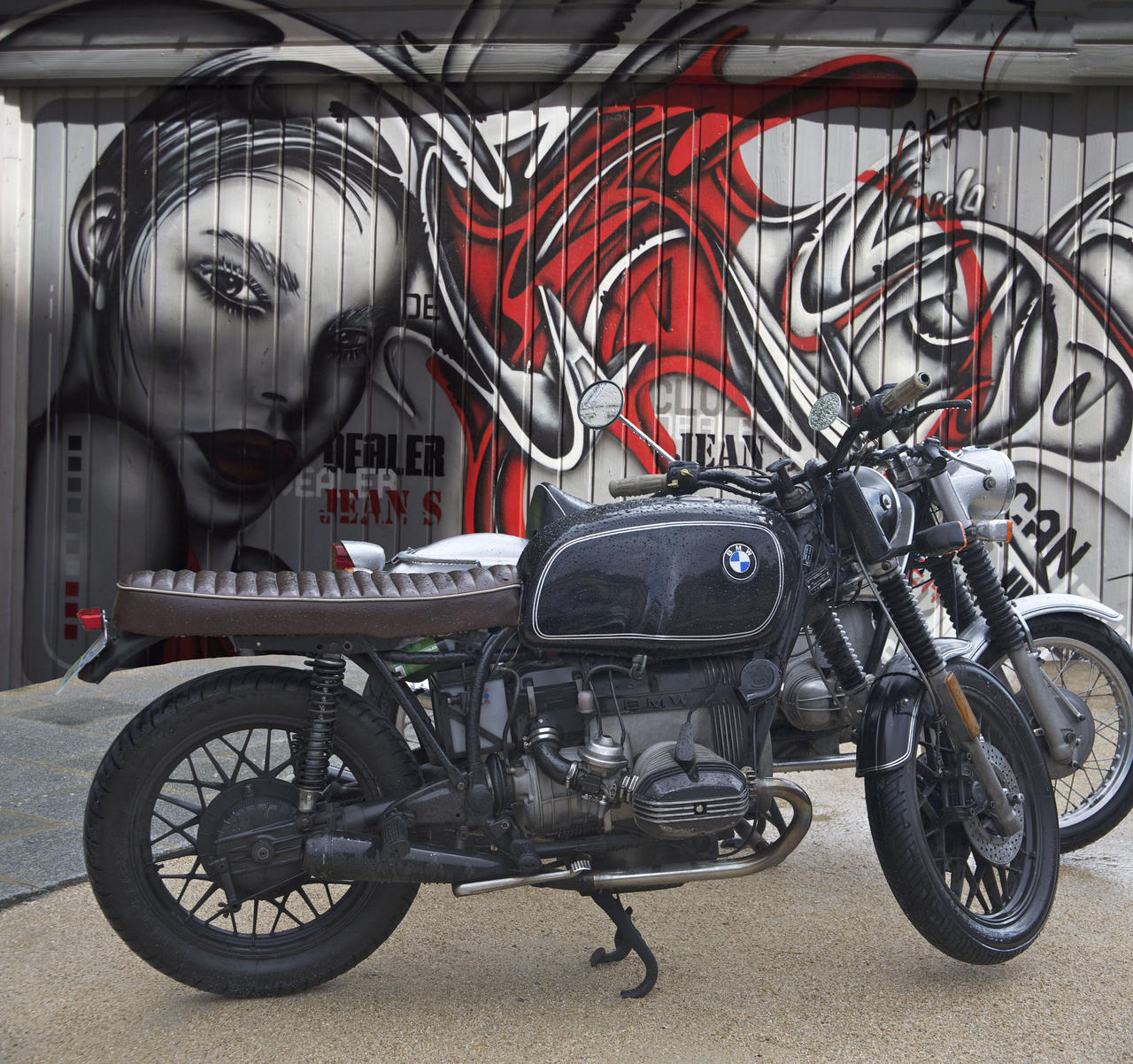 Old BMW bike 2 by Dany-Art on DeviantArt