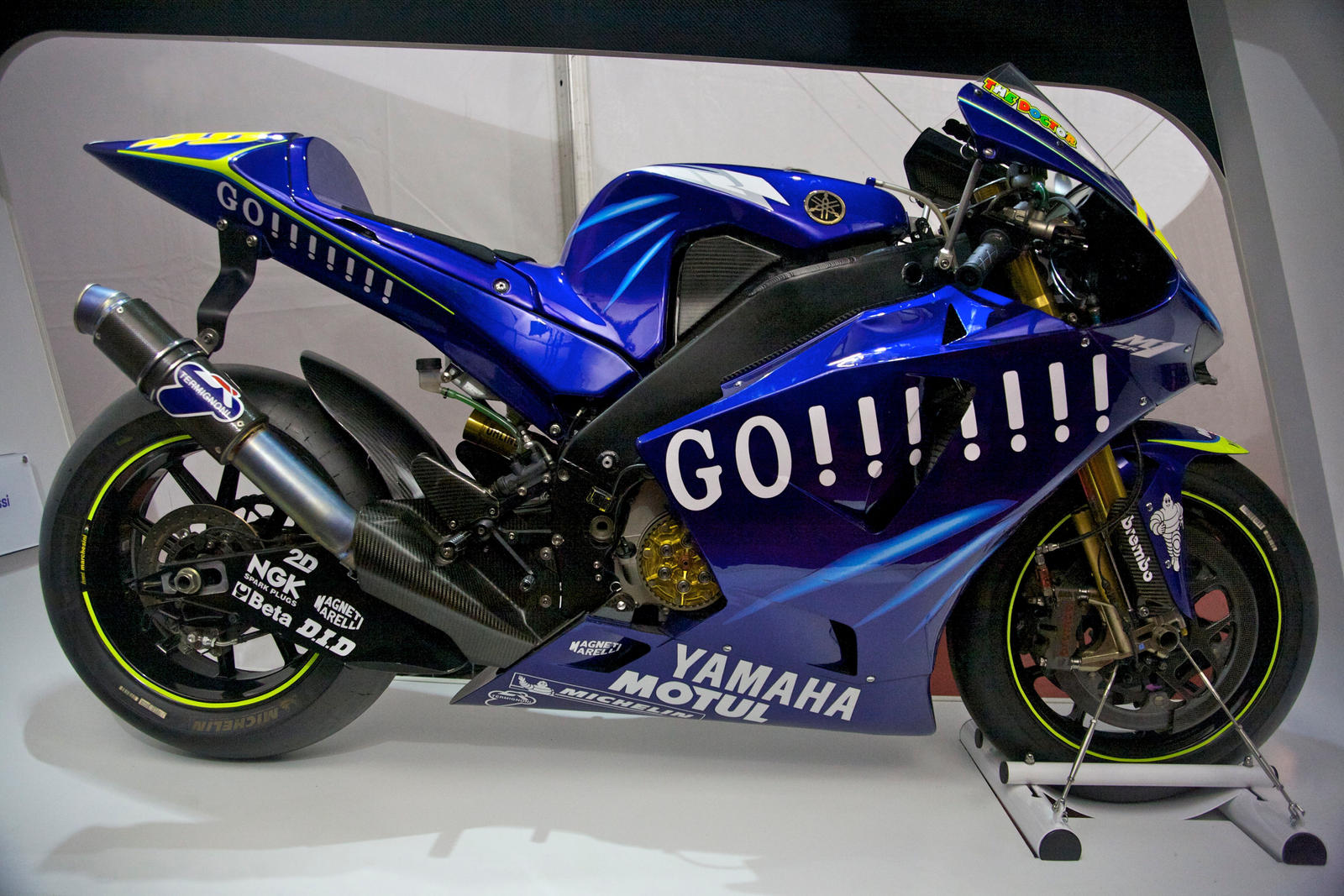 Rossi Bike 2008 By Dany Art On Deviantart