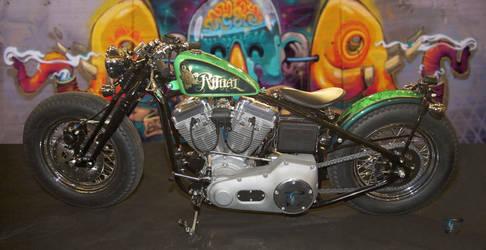 Harley Davidson Ritual by Dany-Art