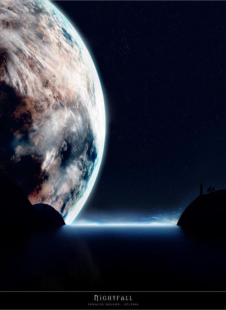 Nightfall by N4ch0