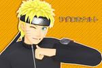 2019 Birthday Naruto by ll-LIZ-KAGENE-ll