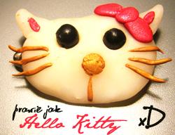 prawie jak.... hello kitty xD by lenkaxxx
