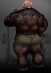 Beast XXXXL by brutebysimon