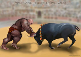 Ursus And The Bull