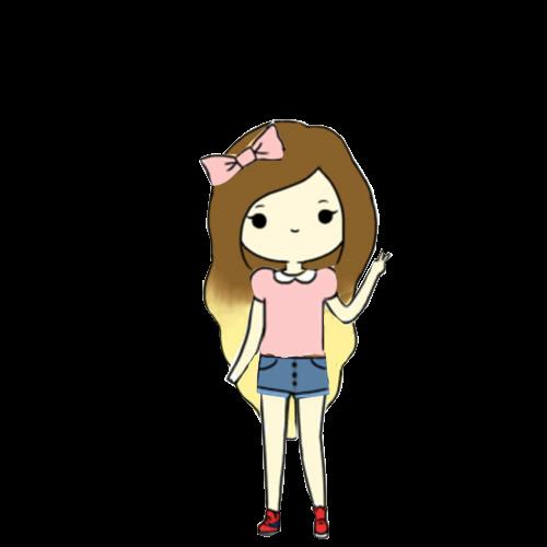 Kawaii Swag Asian chibi_by_FrancesHoran1215 by FrancesHoran1215