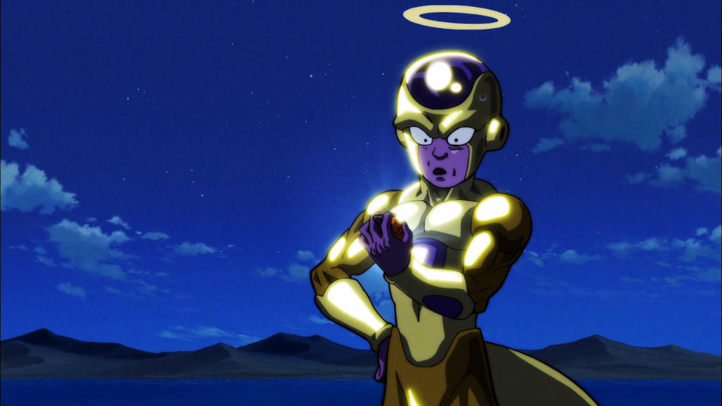 Image result for frieza with halo