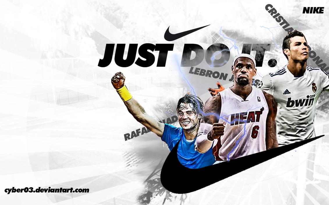 Nike 3: Just Do It. by CyBer03 on DeviantArt