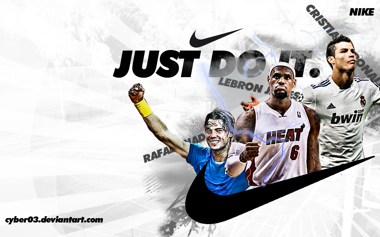 how to get nike endorsement
