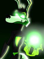 Tech E. Coyote by Artemis-Artisian