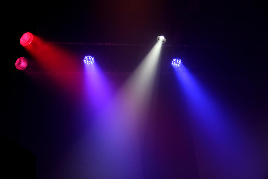 Stage Lights By Chip11111