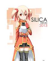 Silica SAO by hirokiart