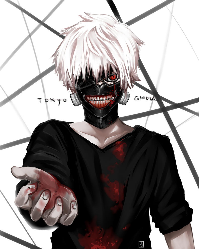 Tokyo Ghoul By Hirokiart On DeviantArt