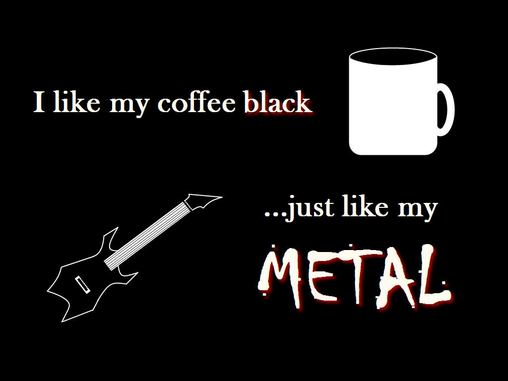 I Like My Coffee Black By 404not Found On Deviantart