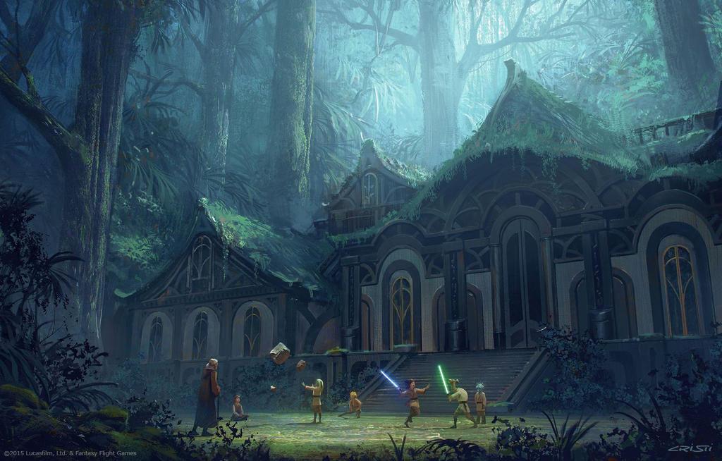 Hidden Sanctuary by Cristi-B