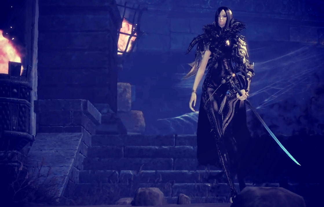 Blade and soul jin - 5 8