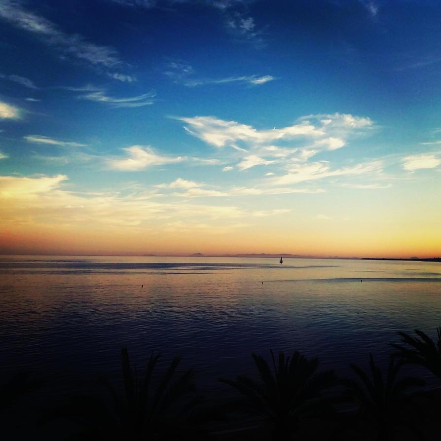 sunset 2 by NielsART