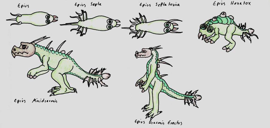 Spore Evolution