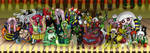 Kabuki day - surpreme special group by Master-Kankuro