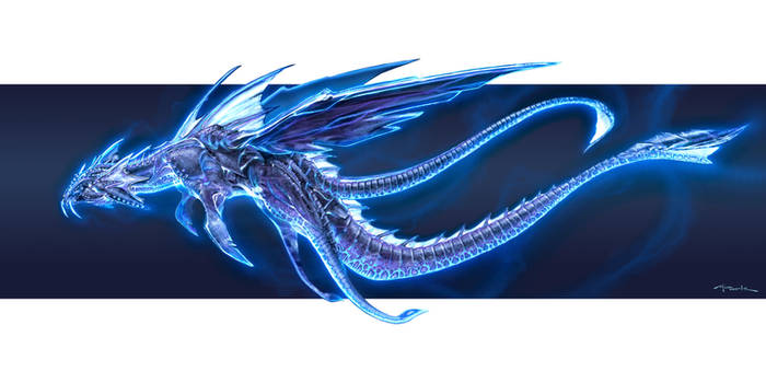 Sea Dragon by andyparkart