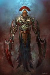 Wraith 01 by andyparkart