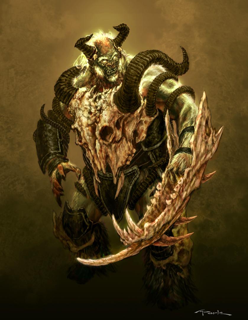 Hades Juggernaut by andyparkart