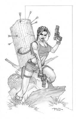 Lara Croft 01