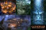God of War PSP Concepts