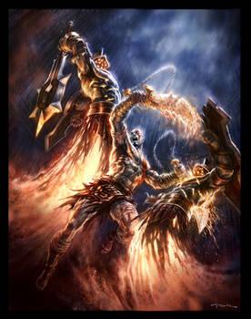 God of War PSP Marketing 02
