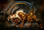God of War III- Chimera