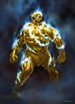 God of War III- Brute