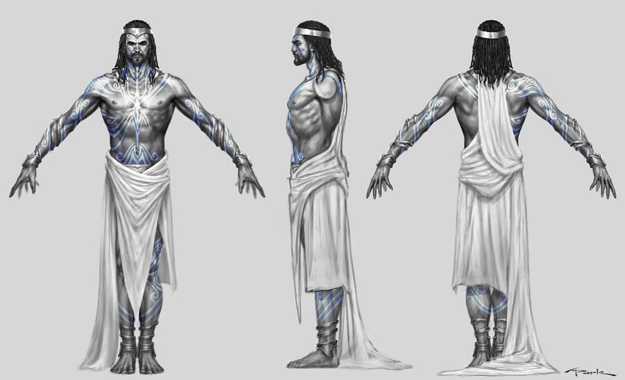 God of War III- Poseidon God Picture, God of War III ...
