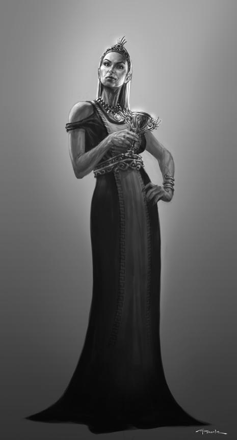 God of War III- Hera b...