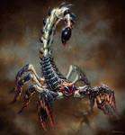 God of War III- Scorpius