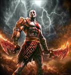 God of War III- Kratos