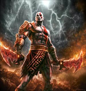 God of War III- Kratos