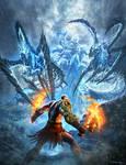 God of War III- Poseidon Fight