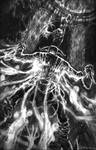 God of War III-Hades Battle