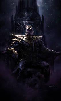 The Avengers- Thanos