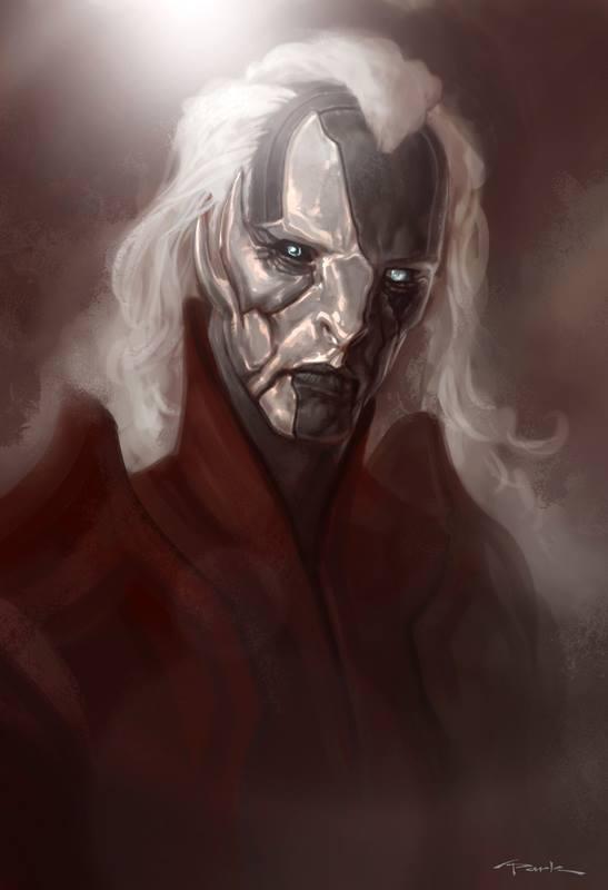 Thor: The Dark World- Malekith06 by andyparkart