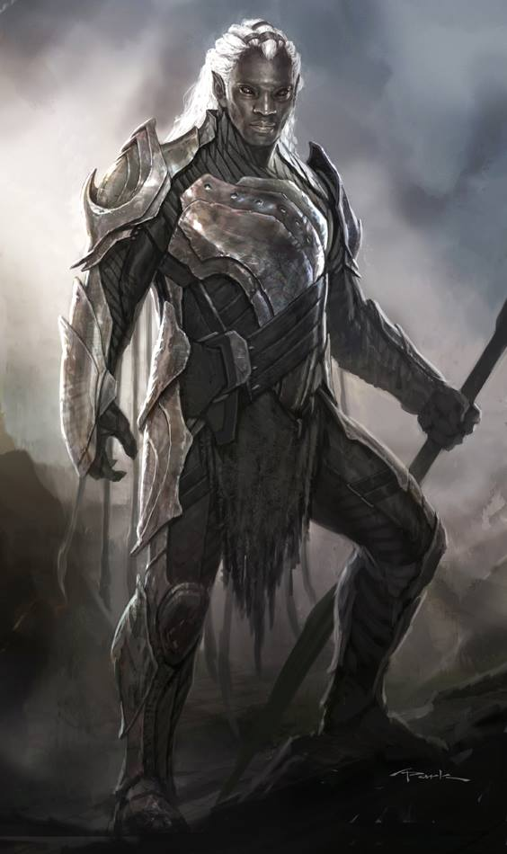 Thor: The Dark World- Algrim01 by andyparkart