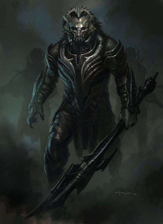 Thor: The Dark World- Algrim06 by andyparkart