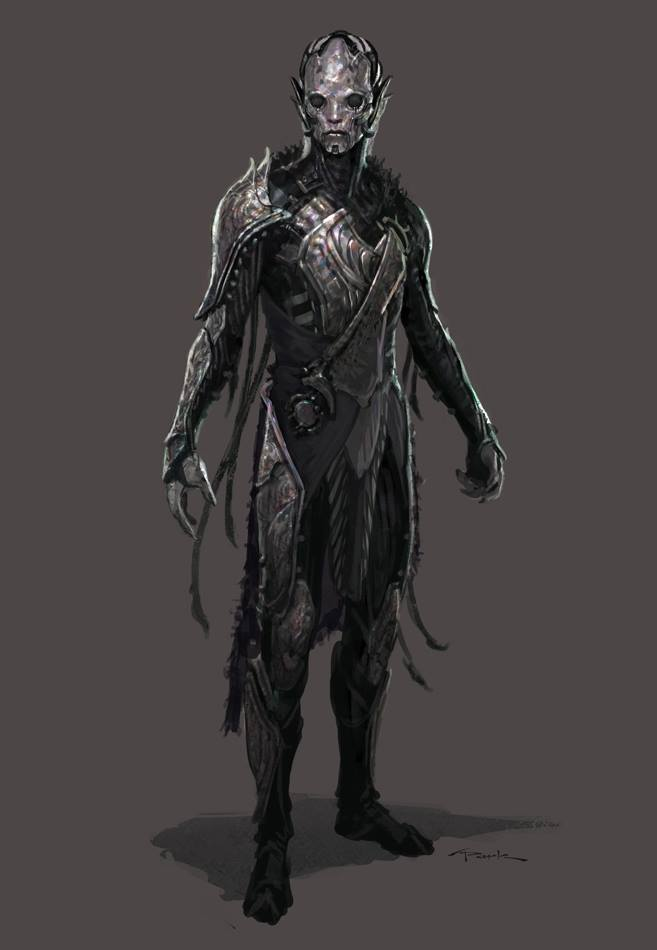 Thor: The Dark World- Dark Elf03 by andyparkart