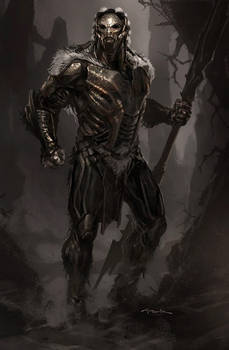 Thor: The Dark World- Algrim02