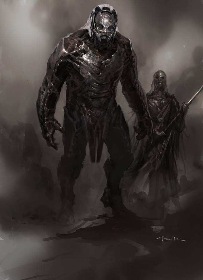 Thor: The Dark World- Algrim05 by andyparkart